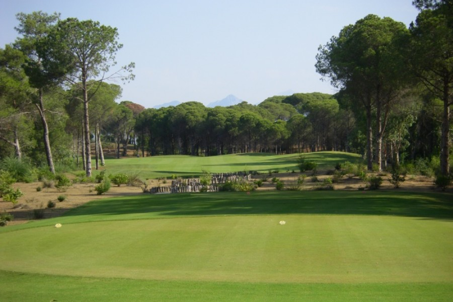 Cornelia Golf Club (Nick Faldo Course) 163
