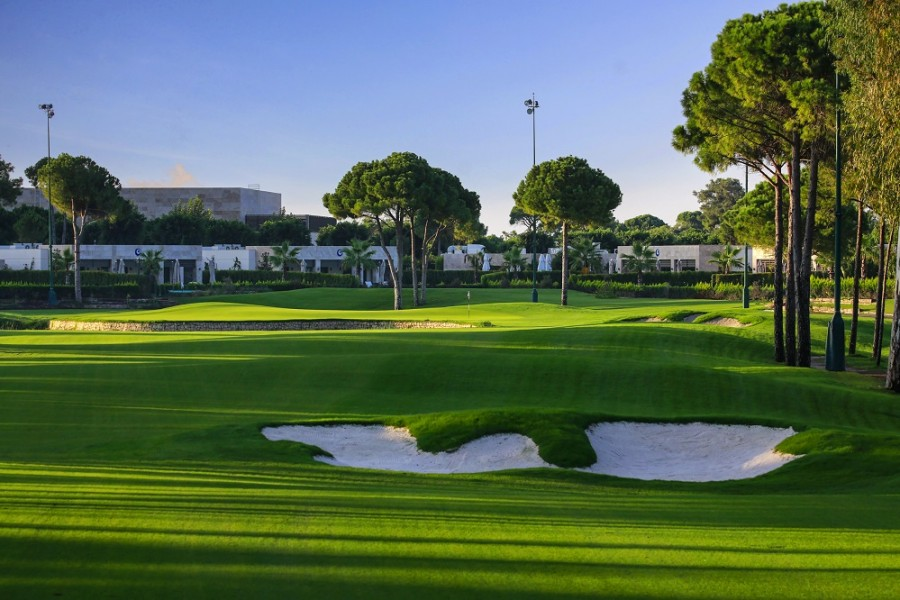 Carya Golf Club 390