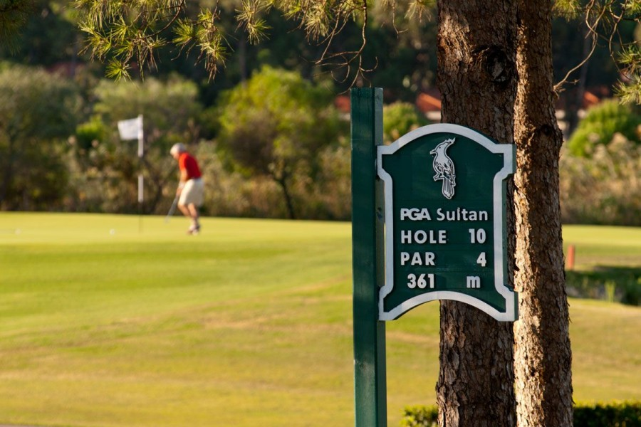 Antalya Golf Club - PGA Sultan 406