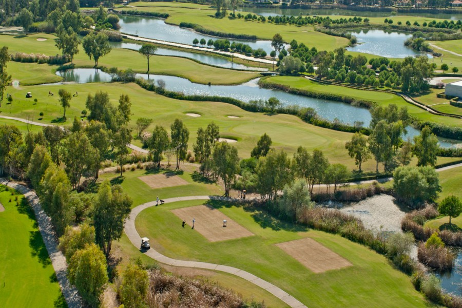 Antalya Golf Club - Pascha Course 400