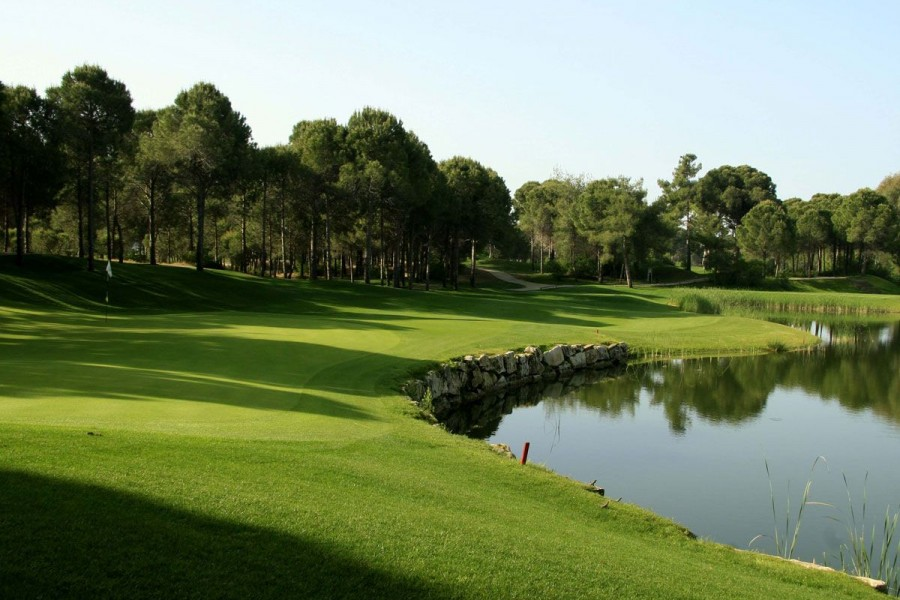 Antalya Golf Club - PGA Sultan 405