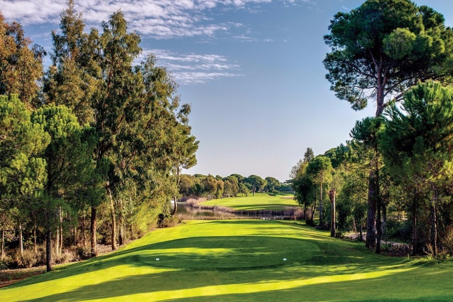 Cornelia Golf Club (Nick Faldo Course) 161