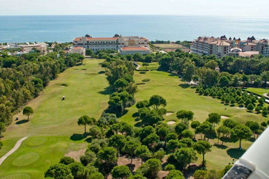 Antalya Golf Club - Pascha Course 667