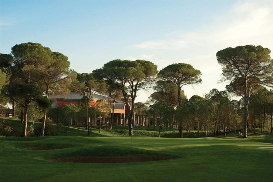 Cornelia Golf Club (Nick Faldo Course) 162