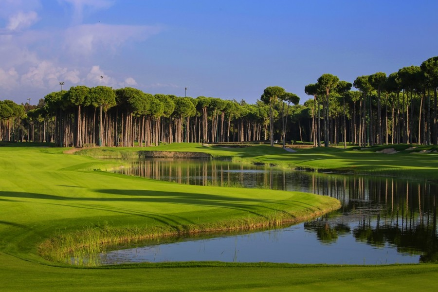 Carya Golf Club 386