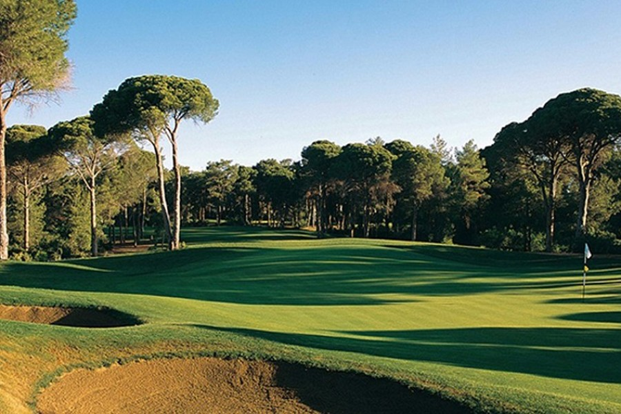 Cornelia Golf Club (Nick Faldo Course) 158