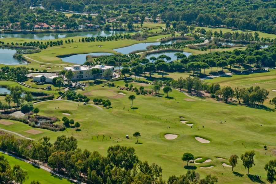 Antalya Golf Club - Pascha Course 670