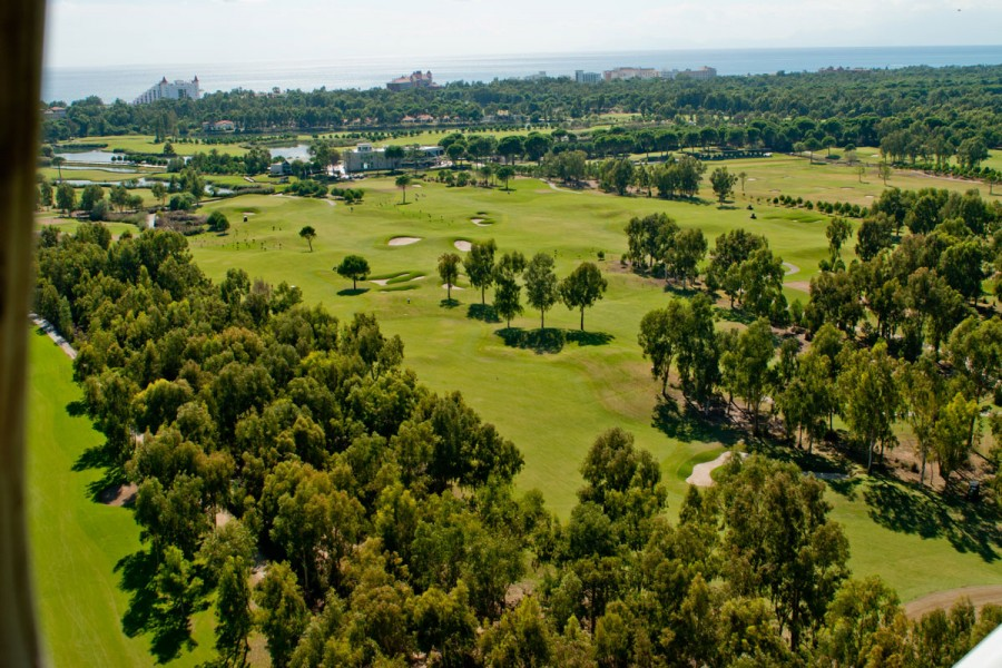Antalya Golf Club - Pascha Course 672