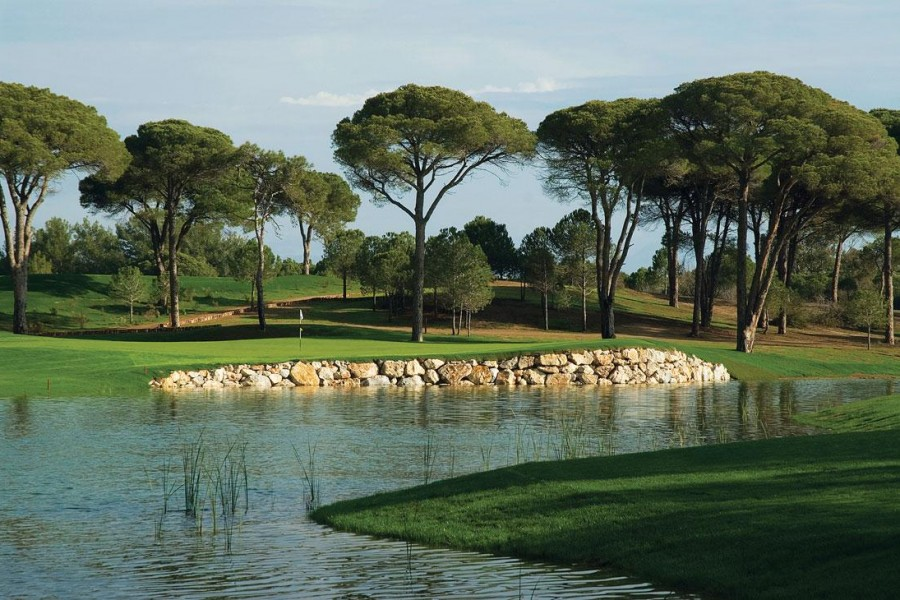 Cornelia Golf Club (Nick Faldo Course) 164