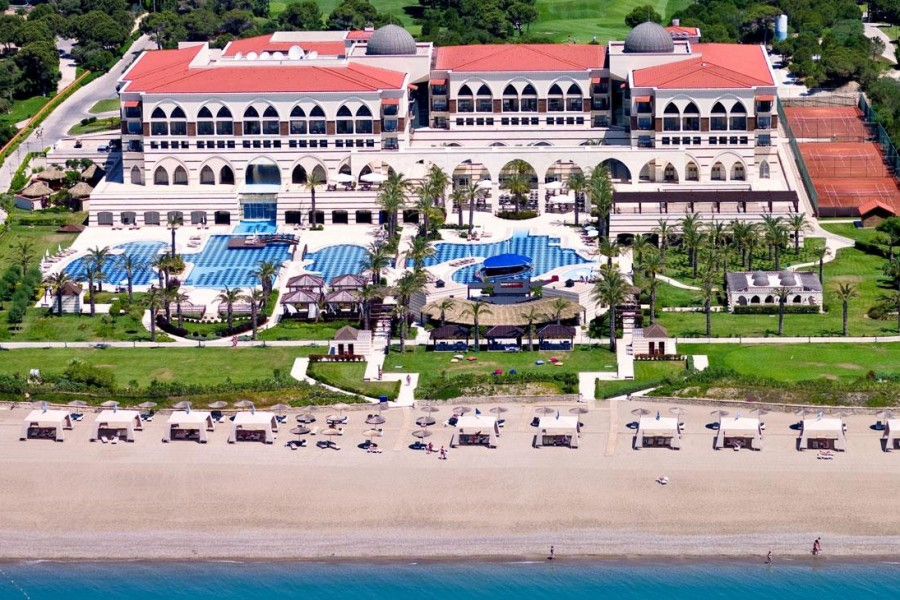 Kempinski Hotel The Dome Belek 650